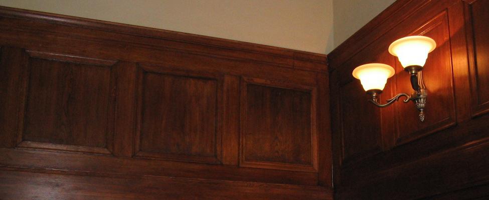 Okładzina drewniana